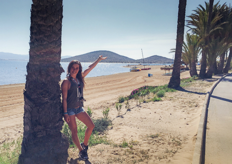 Pic 1 - Rita Arnaus Wins Spanish Freestyle Title