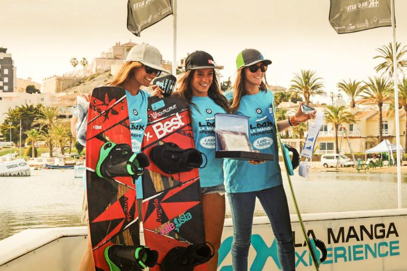 Pic 5JR - Rita Arnaus Wins Spanish Freestyle Title