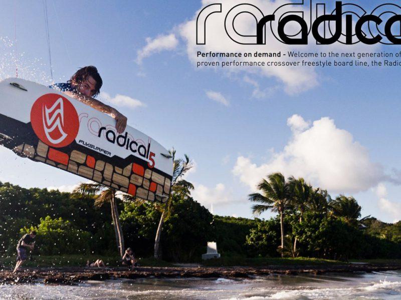 flysurfer radical5 800x600 - Flysurfer Radical5