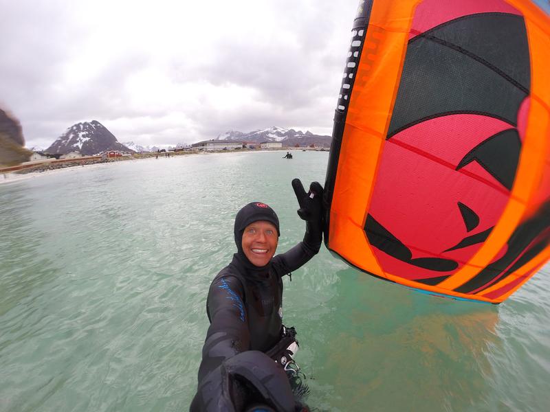 g0145653 - Arctic Kite Camp, Lofoten