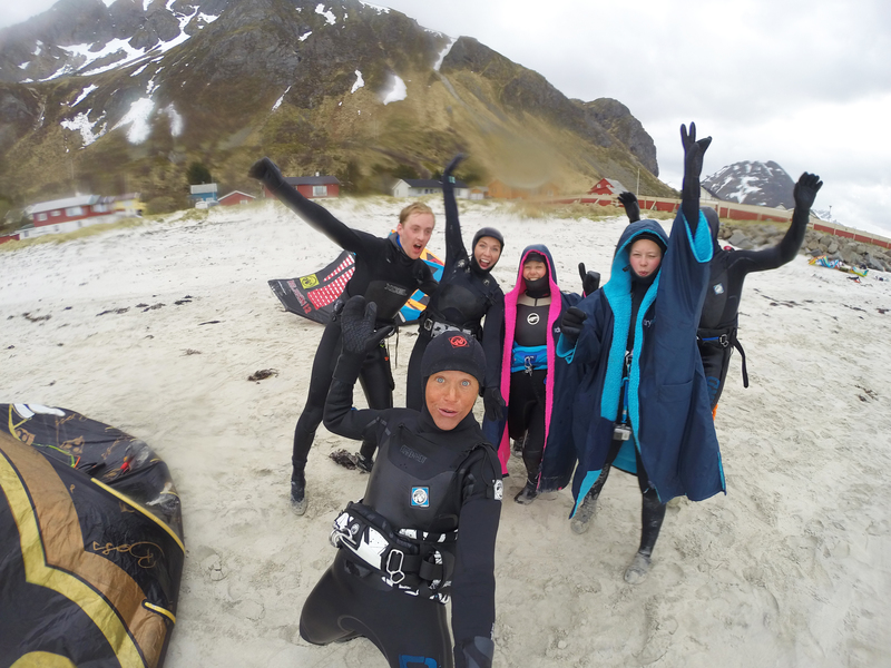 g0185685 - Arctic Kite Camp, Lofoten