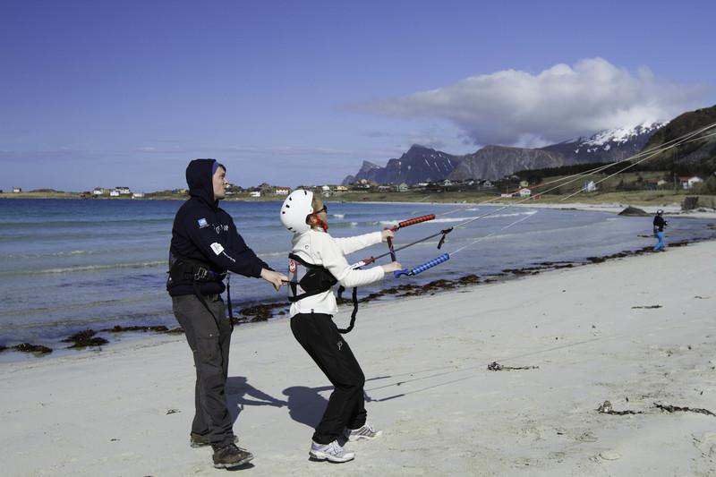 mg 1112 - Arctic Kite Camp, Lofoten