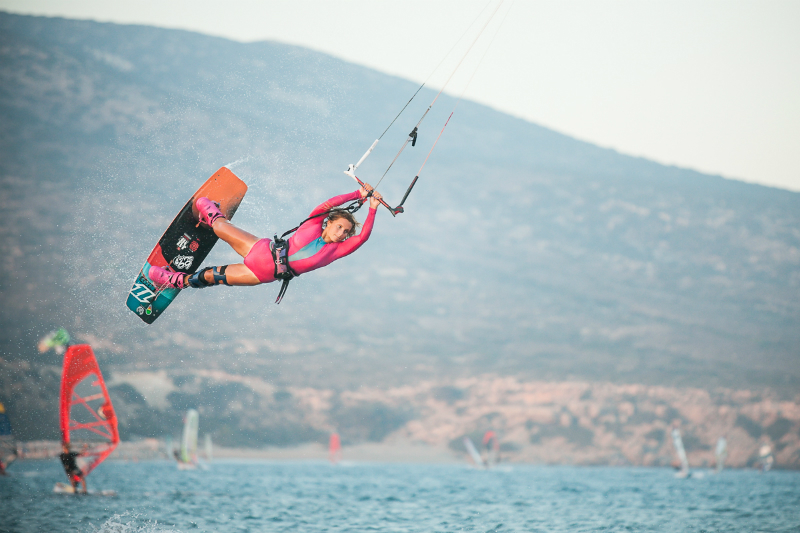 pinksuit - KITE BABES: Hang Loose Kite Girls Camp 2015