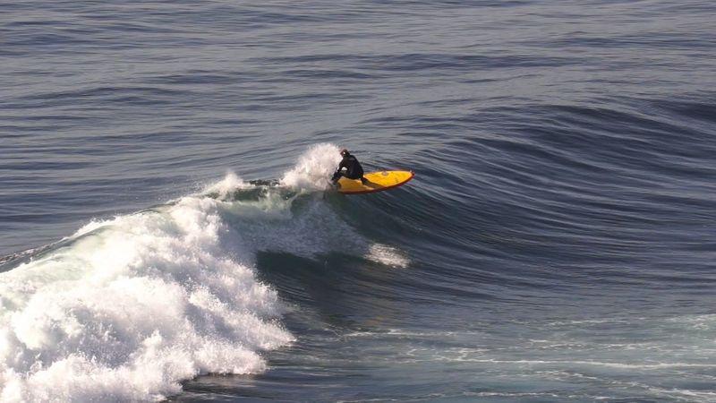 sup - Pedreira's Chilean Surf Adventure
