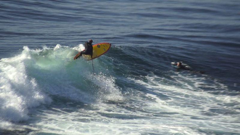 sup1 - Pedreira's Chilean Surf Adventure