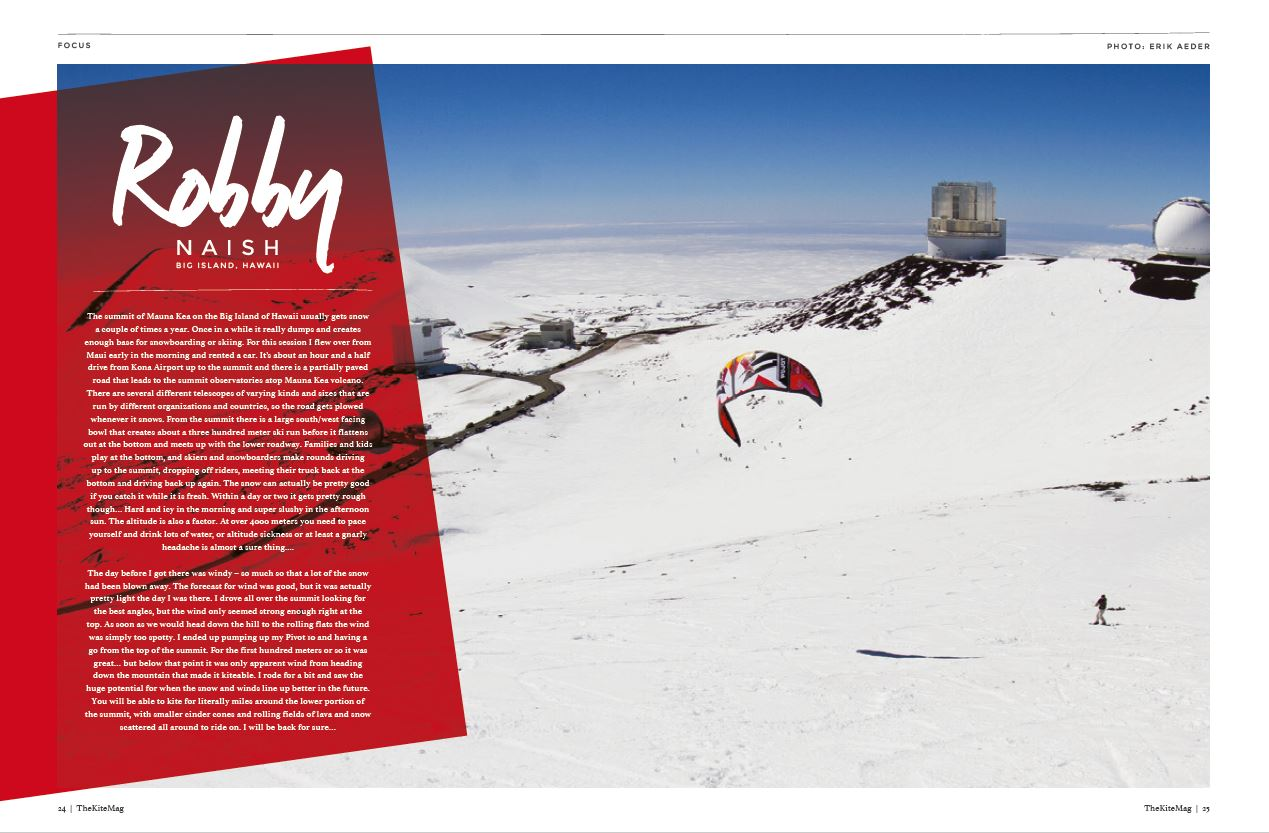 Focus - TheKiteMag Issue #5