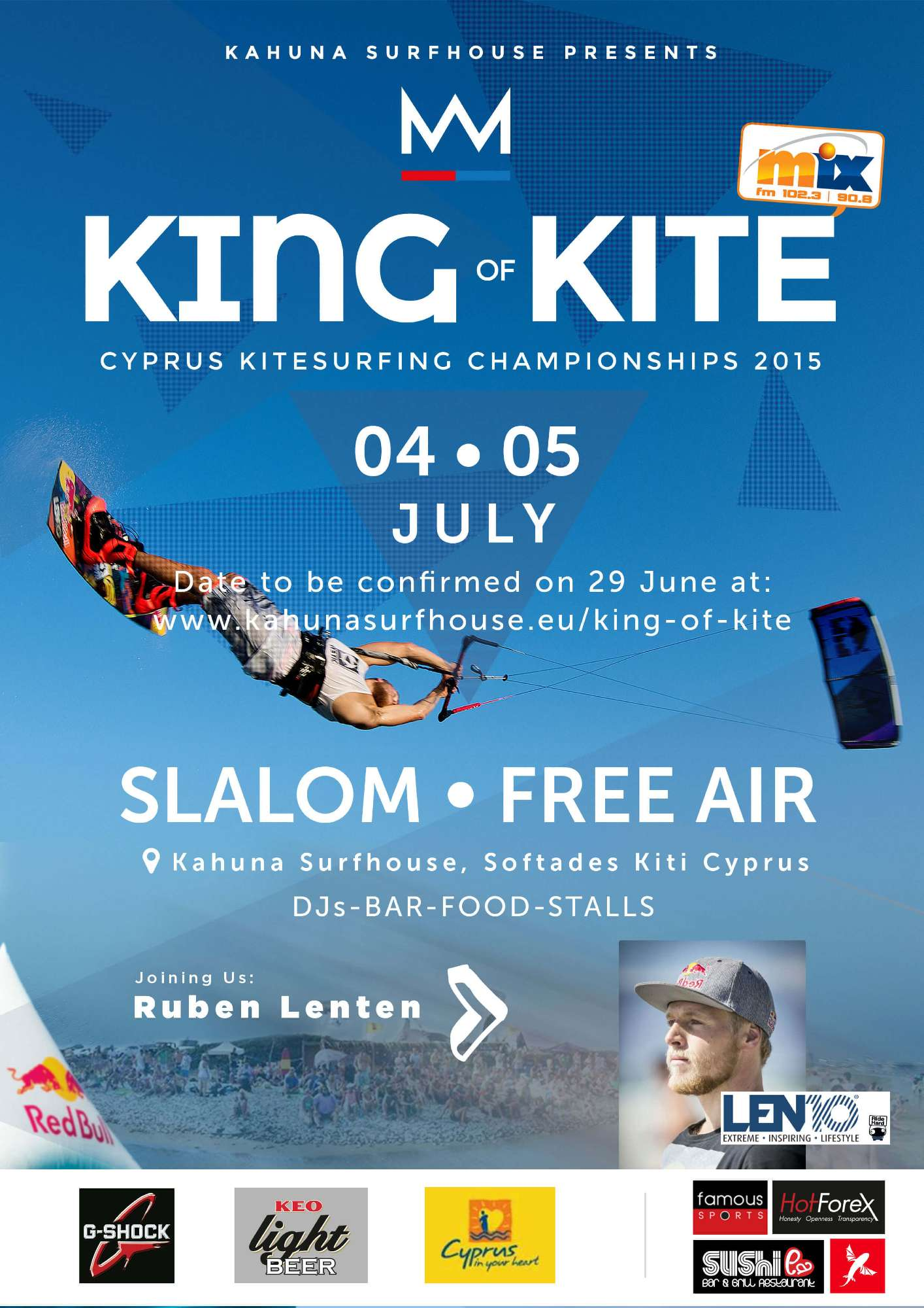 King of Kite poster - King of Kite 2015