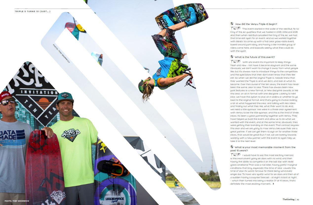 Triple S - TheKiteMag Issue #5