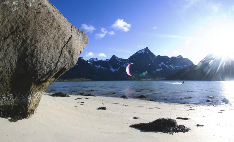 kitestein - Back to Lofoten