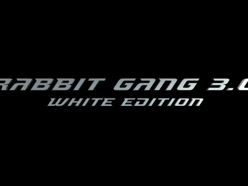 rabbit gang 3 0 white edition 800x600 - Rabbit Gang 3.0 - White Edition