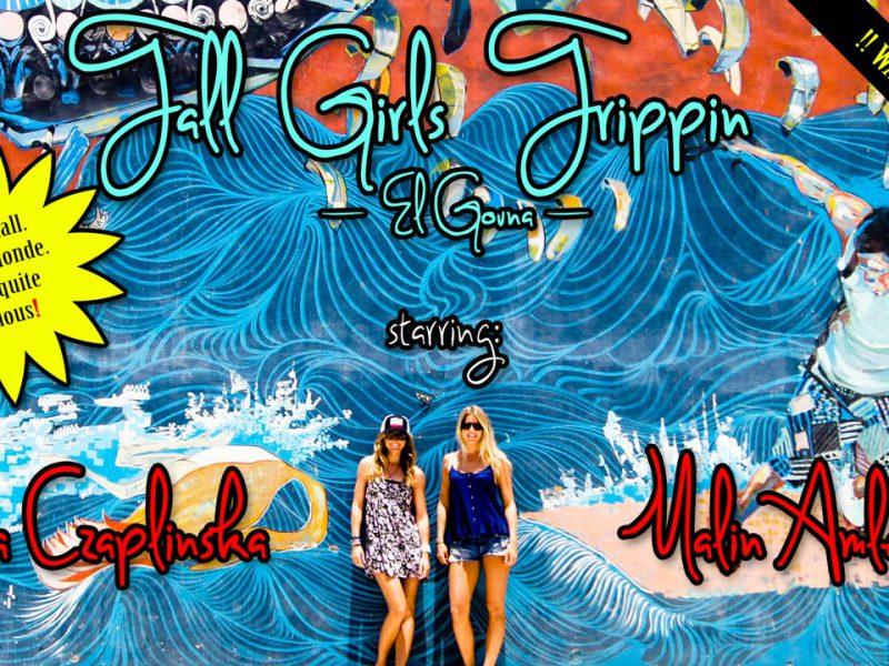 tall girls trippin el gouna 800x600 - Tall Girls Trippin - El Gouna