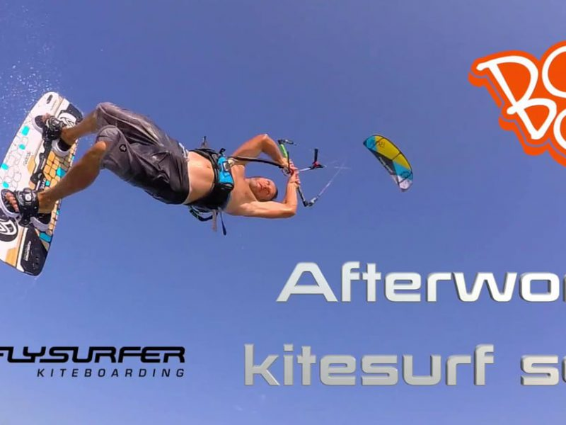 afterwork kitesurf sesh 800x600 - Afterwork Kitesurf Sesh