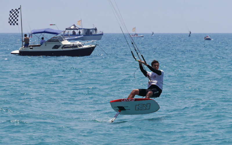 edit12 - 2015 IKA KiteFoil GoldCup – Italy
