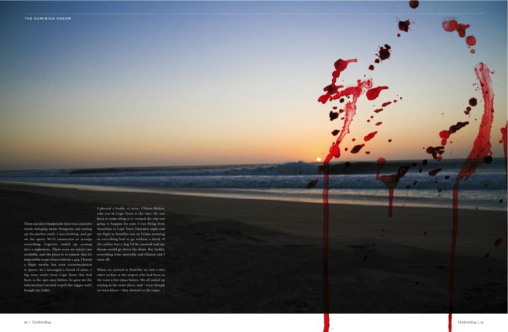 TheKiteMag issue6 The Namibian dream 4 - TheKiteMag Issue #6