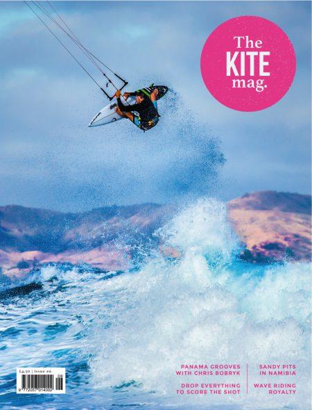 TheKiteMag issue6 cover 450x590 - TheKiteMag Issue #6