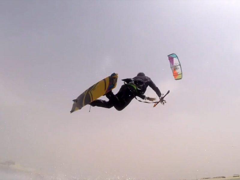 lunch break kiteboarding 800x600 - Lunch Break Kiteboarding