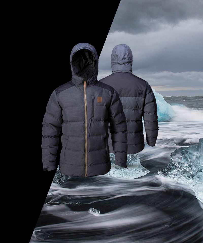 Jacket Outdoor 1441880684 - Mystic: 'Warmest Winter Ever'