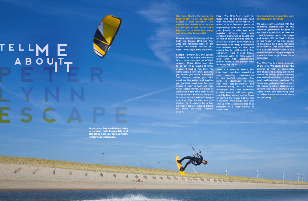 PL ESCAPE - TheKiteMag issue #7