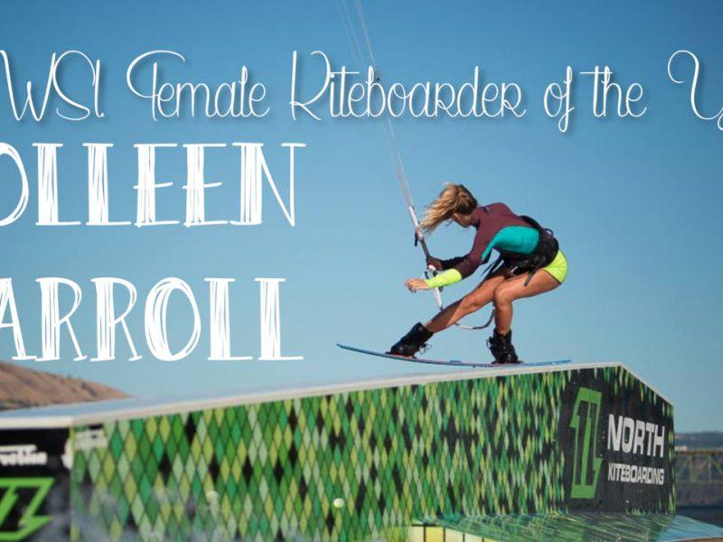colleen carroll female kiteboard 800x600 - Colleen Carroll: Female Kiteboarder of the Year