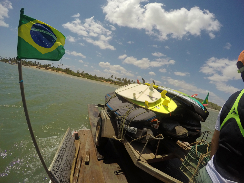 G0083127 - UNCHARTED BRAZIL: MITU & SEBASTIAN RIBEIRO DOWNWINDER PT.VII
