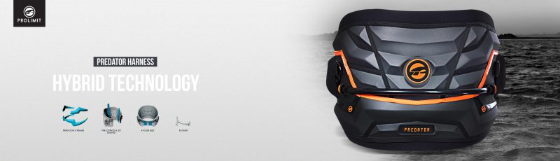 PL2016 PREDATOR HARNESS TOP LOGO 800x230 - Prolimit 2016 harness range