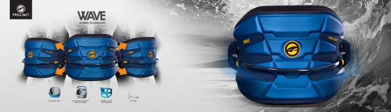PL2016 TOP WAVE PLOG 800x230 - Prolimit 2016 harness range