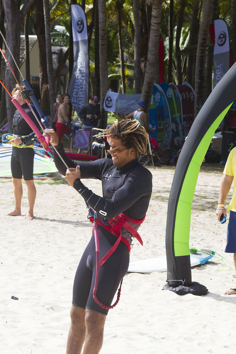 Photo 1 - North Kiteboarding Dealer Meeting: Innovation and Consolidation
