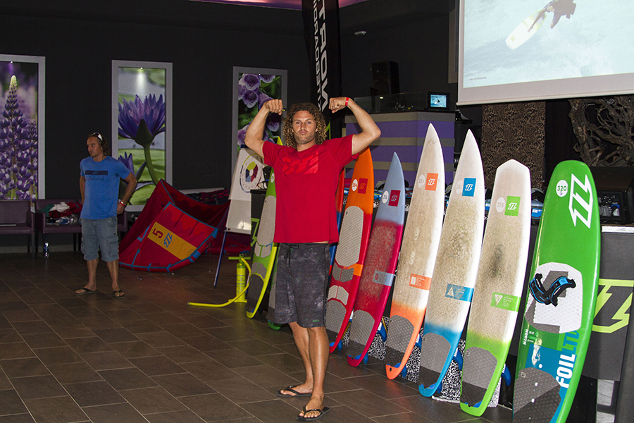 Photo 4 - North Kiteboarding Dealer Meeting: Innovation and Consolidation