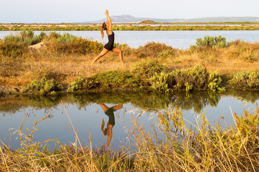 YogaReflection25juli 1aug 5 of 35 - Marit Nore: Using yoga to enhance sports performance