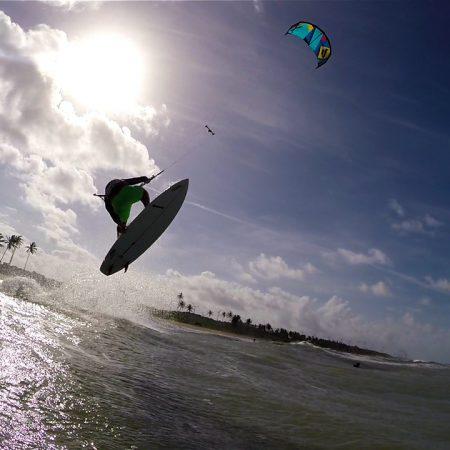 nice view1 450x450 - PASSEIO: A family kitesurf trip