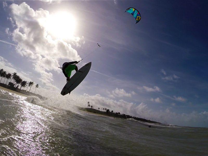 nice view1 800x600 - PASSEIO: A family kitesurf trip