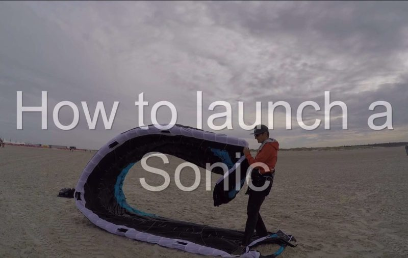 sonic launch howto e1444841700318 800x507 - HOW TO: Launch a SONIC Full Race kite