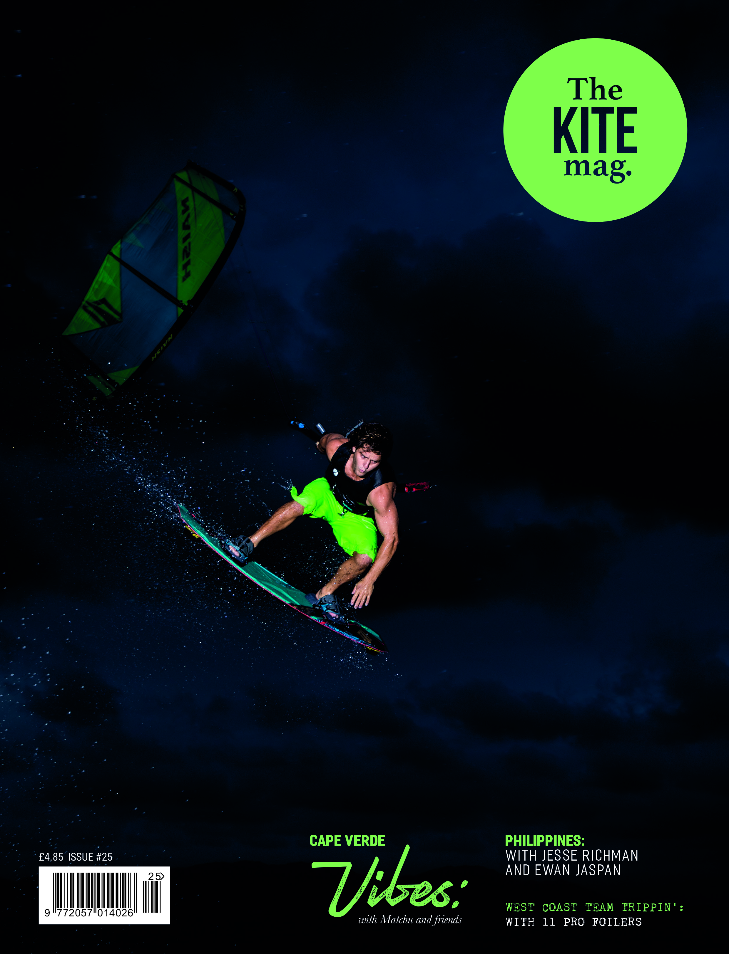 Cover 25 Kitemag - TheKiteMag - Française (Aperçu)