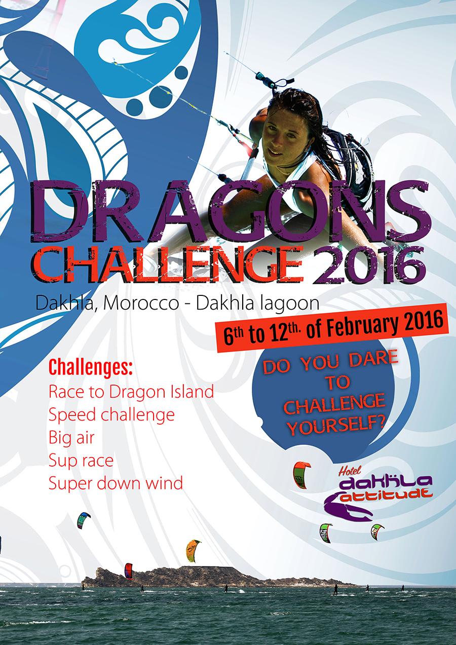 DA dragon jr - Dakhla Attitude - DRAGONS CHALLENGE