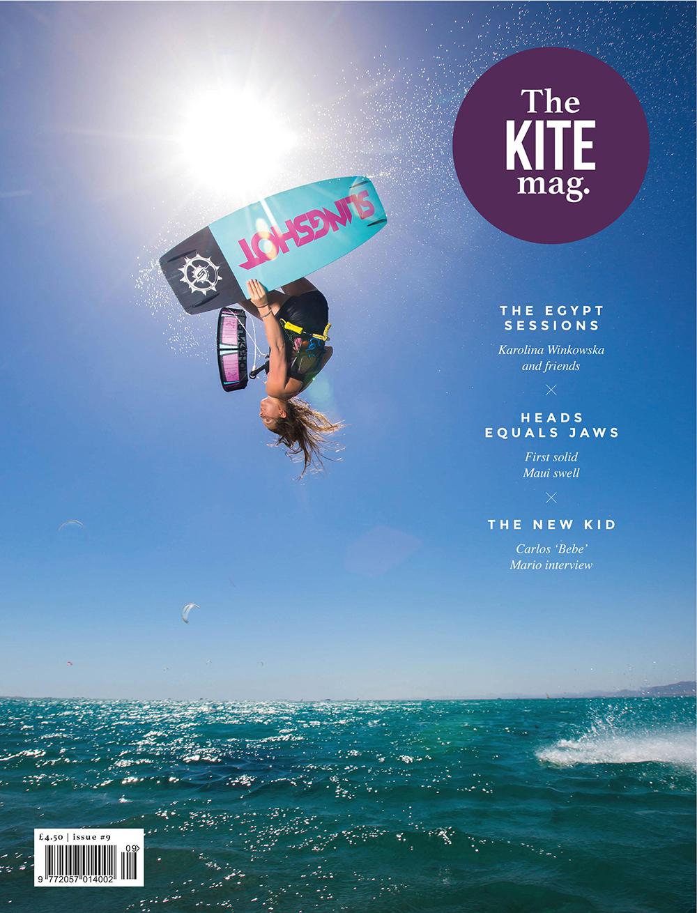 cover9 JR - TheKiteMag issue #9