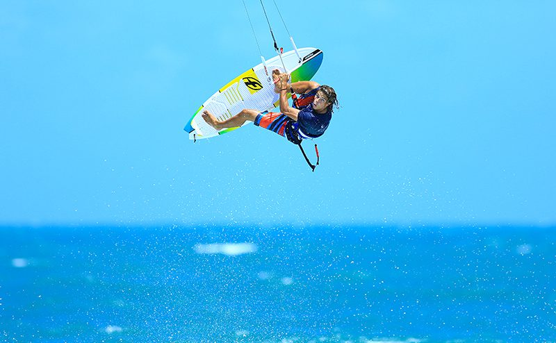 F ONEkites camille delannoy action 0 800x494 - Camille Delannoy joins F-ONE and Manera