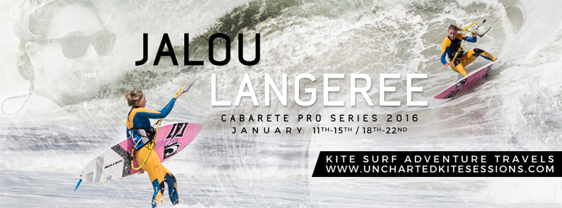 Jalou Cabarete Pro Series FB Banner - Cabarete Pro Series Kite Camps