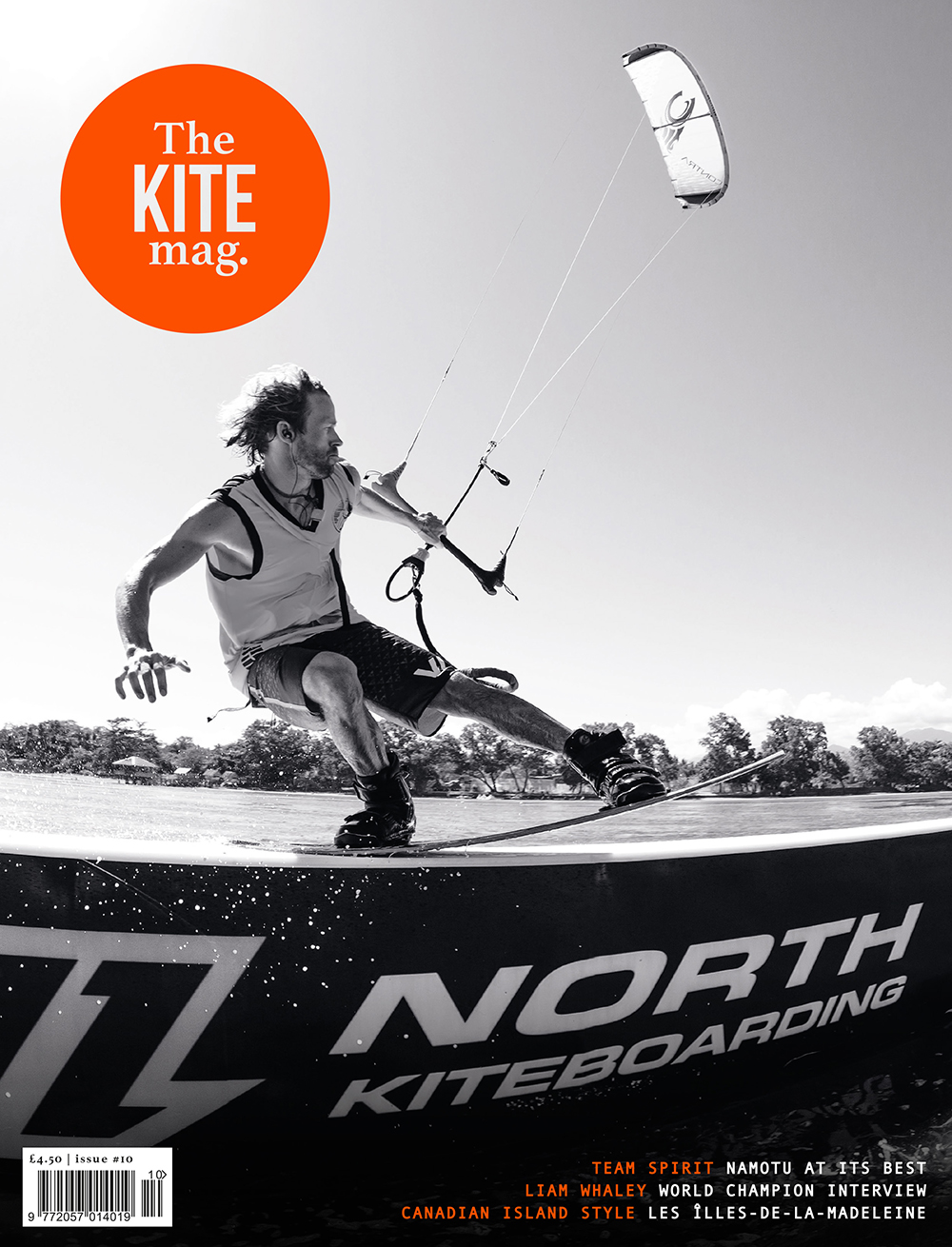 TLM 10 Cover - TheKiteMag issue #10