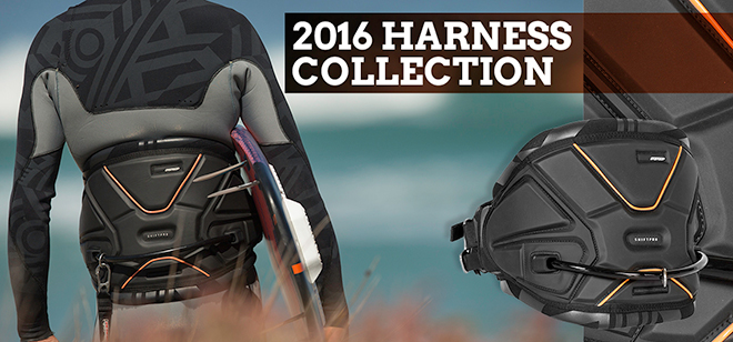 Harness collection 2016 news - RRD new Global Collection Wetsuits and Y22 Harnesses