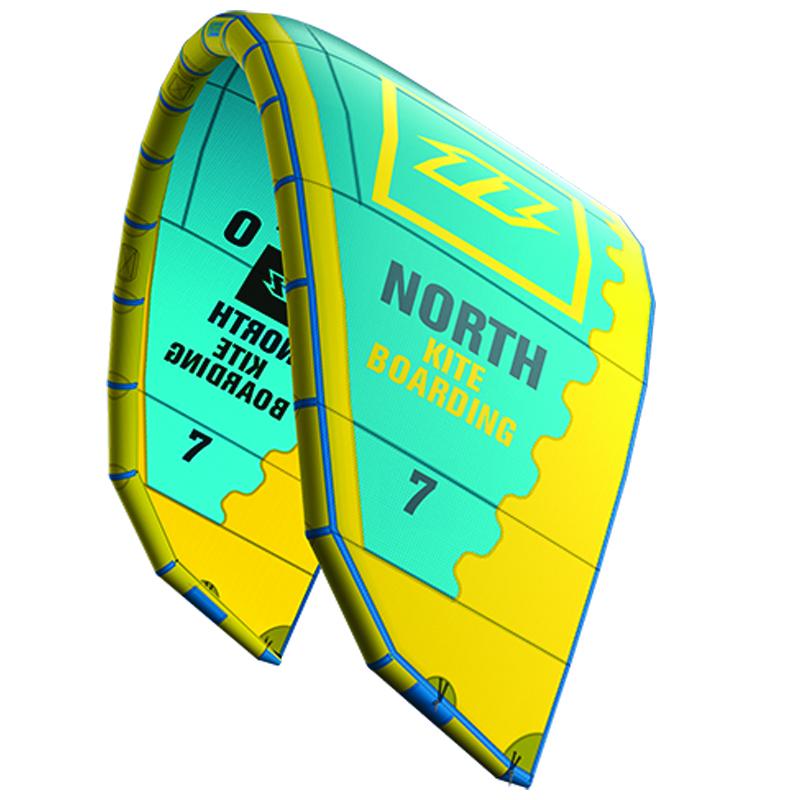 north prof - North Mono