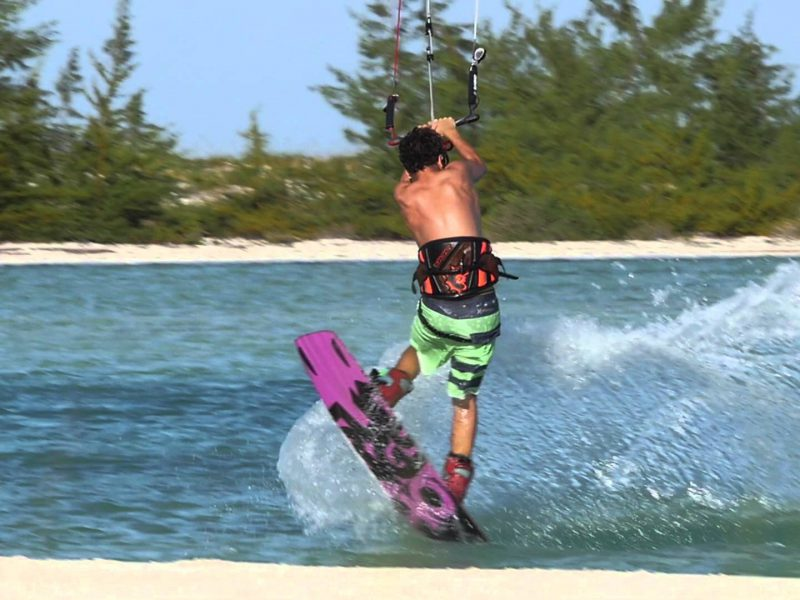 turks and caicos mark cafero sho 800x600 - Turks and Caicos' Mark Cafero showing his freestyle...
