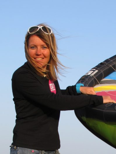Fabienne Kaufmann GIN KITEBOARDING 398x530 - GIN Kiteboarding gains new ownership
