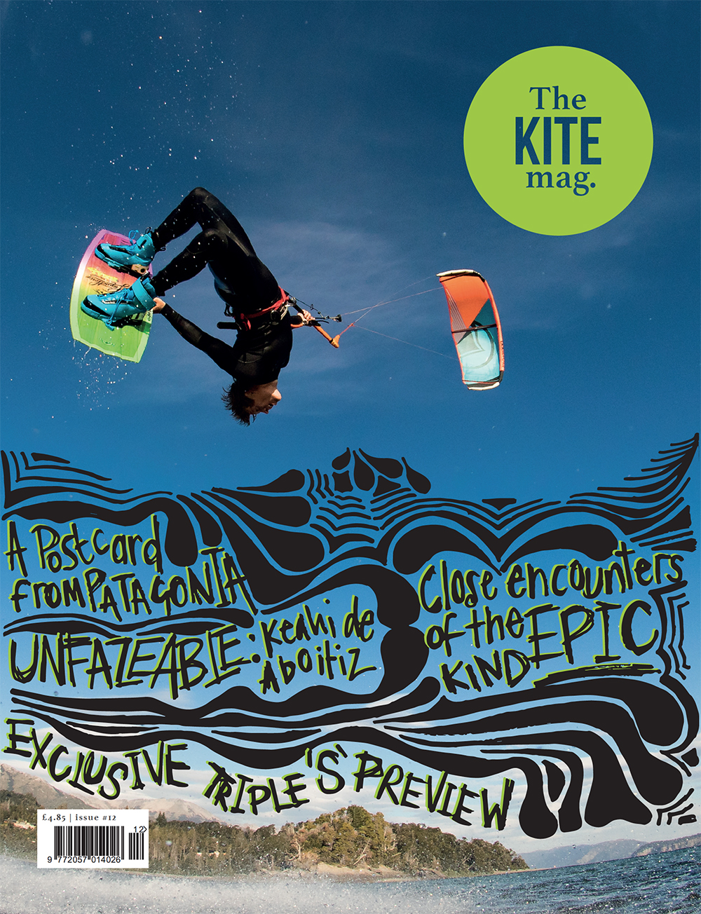 TKM 12 cover - TheKiteMag issue #12