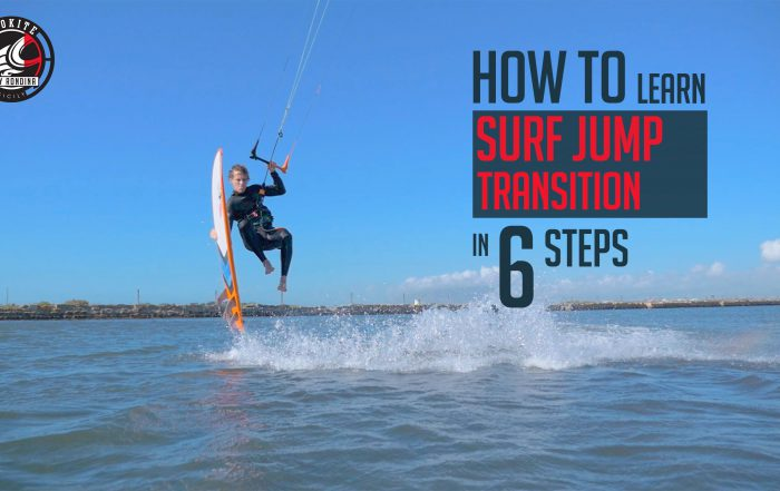 6 steps to learn strapless jump transition
