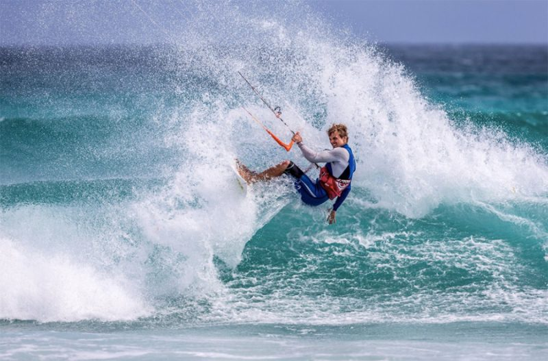 Danny Morrice 2 Cape Town 800x527 - 3 Tips to Develop Your Kitesurfing This Summer