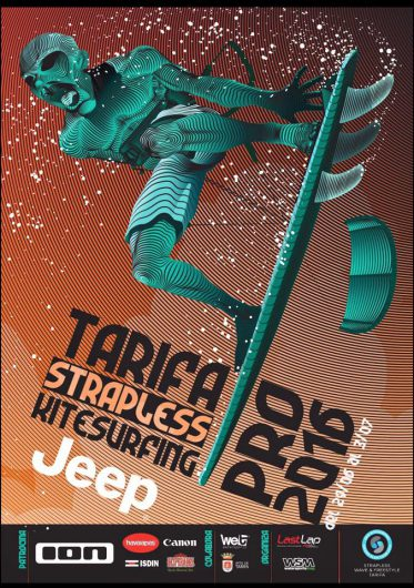 Tarifa Strapless Kitesurfing Pro 2016 373x530 - Tarifa Strapless Wave and Freestyle Grand Slam gearing up