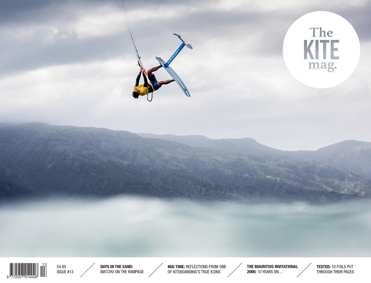 TheKiteMag Issue 13 cover V4 LR - TheKiteMag - по-русски (предварительный просмотр)