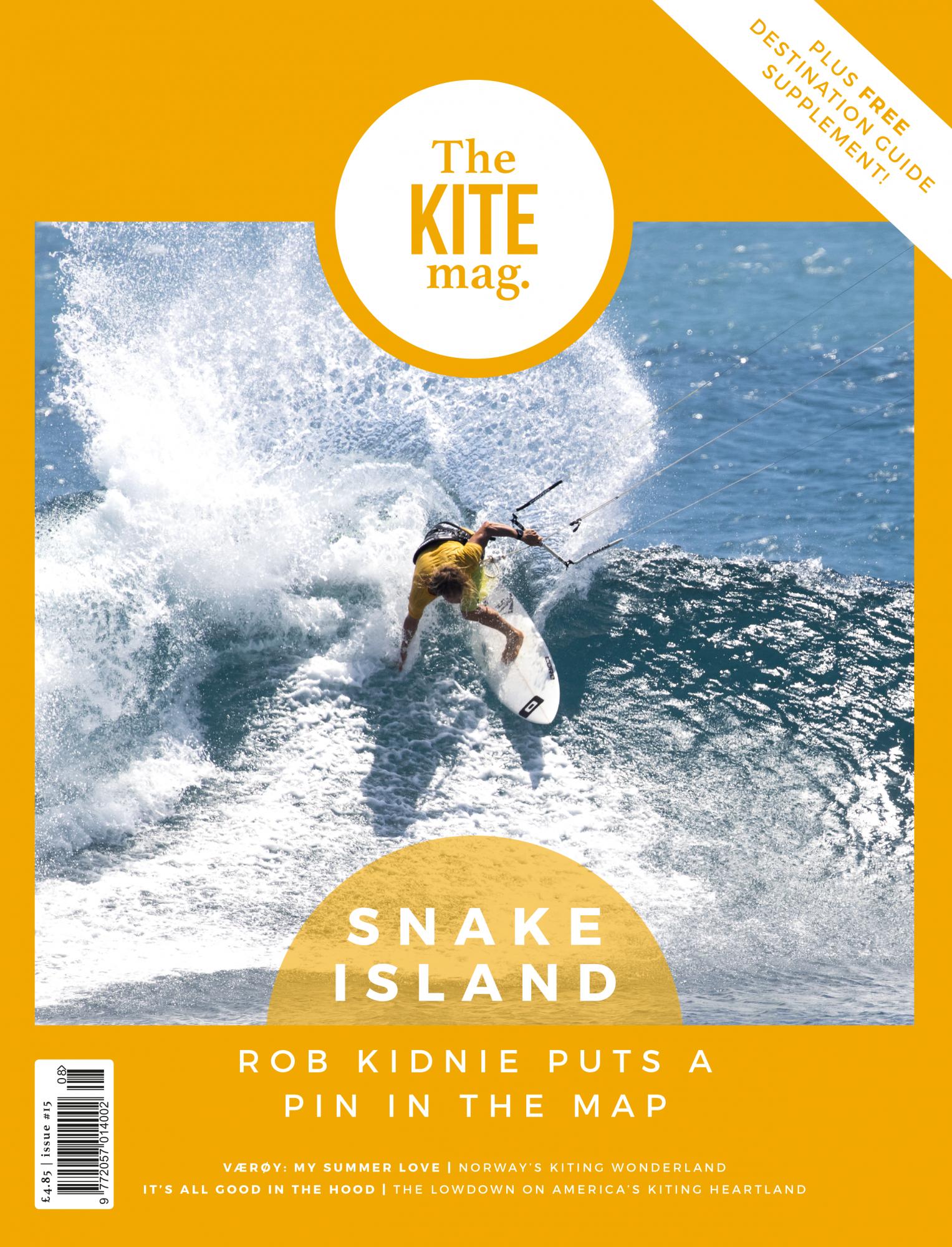 TheKiteMag Issue 15 Cover HR - TheKiteMag - Nederlands