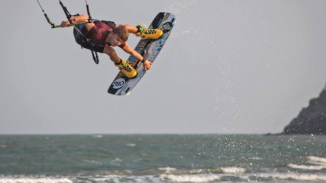 Thailand via Flysurfer