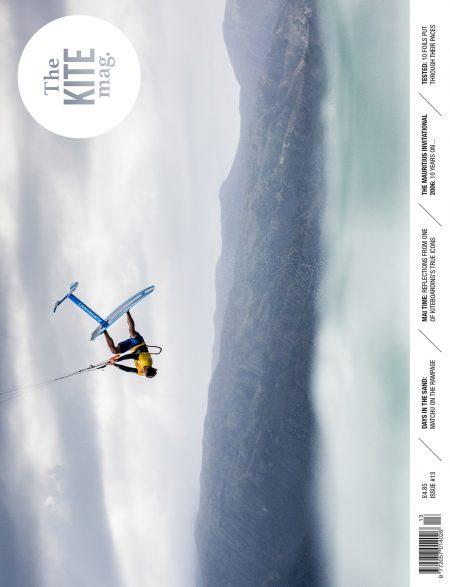 thekitemag cover issue 13 450x587 - TheKiteMag issue #13